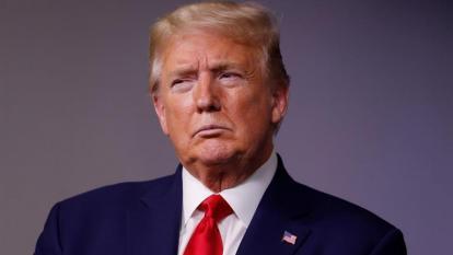 Donald Trump se ausenta de ceremonia del 11S y critica a Biden por Afganistán