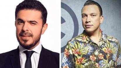 Atracan y golpean a comediantes Diego Camargo y Tato Devia en Bogotá