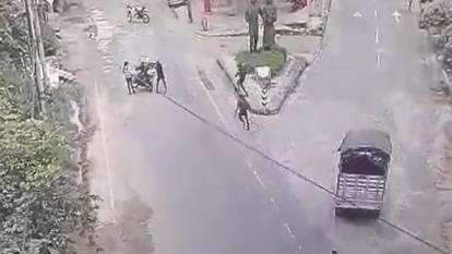 Atentado contra policías en San Vicente del Caguán