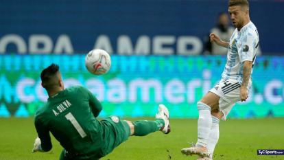 """""""Suspensión Brasil-Argentina fue algo que va más allá del fútbol"""": 'Papu Gómez"""