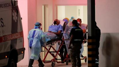 Muertes en el país se acercan a los niveles de antes de la pandemia