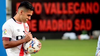 Rayo Vallecano vs. Getafe: Falcao debuta este sábado