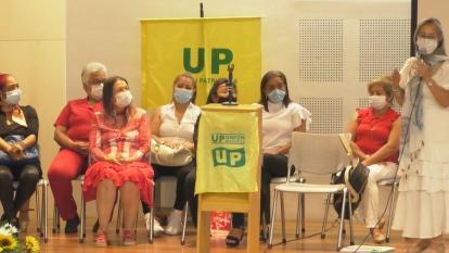 Caso 06: militantes de la UP Antioquia entregan informe a la JEP
