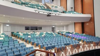 El Teatro Santa Marta es una obra para las industrias creativas: Fontur