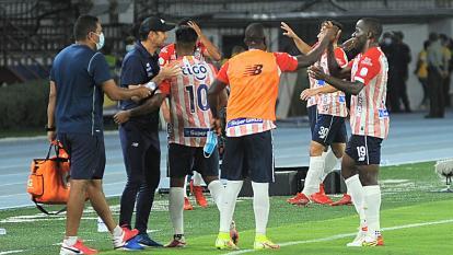 Arturo Reyes cree que los jugadores de Junior deben mostrar su jerarquía