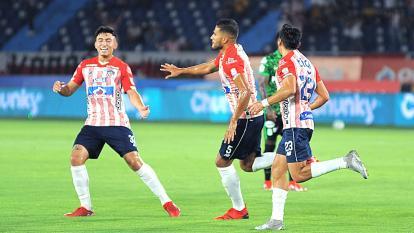 Fabián Ángel cree que Junior no está mal individualmente
