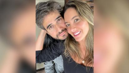 Daniella Álvarez celebra Amor y Amistad junto a su novio Daniel Arenas
