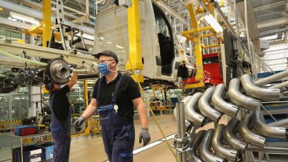 La OCDE dice que crecimiento económico mundial será de 5,7 % para 2021