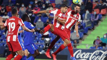 Luis Suárez resucita al Atlético
