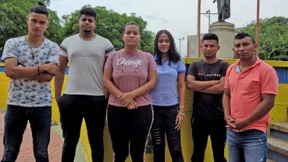 Jóvenes guajiros vuelven a huelga de hambre