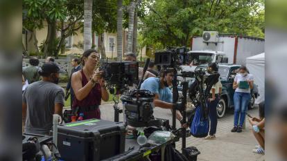 Arranca en Barranquilla rodaje de serie para Star Plus
