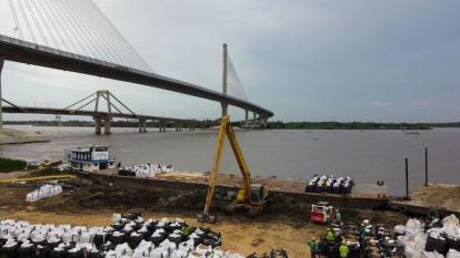 Triple A reporta normalización de la variación del agua en Barranquilla