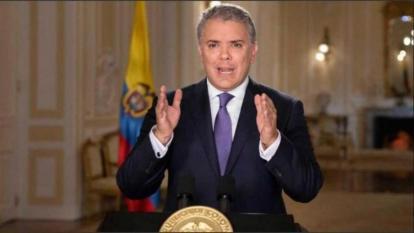 Duque sobre declaraciones de Emilio Tapia: que se sepa toda la verdad y caigan los responsables