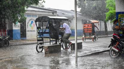 Minambiente e Ideam reiteran incremento de lluvias