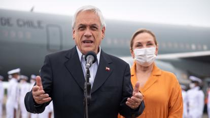 Duque visita Cartagena en compañía del presidente de Chile
