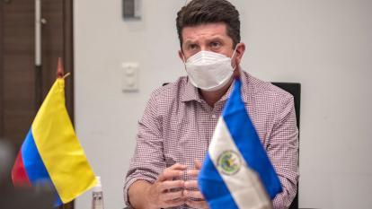 """""""Esperamos que se mantenga el apoyo a la lucha contra el narcotráfico"""""""
