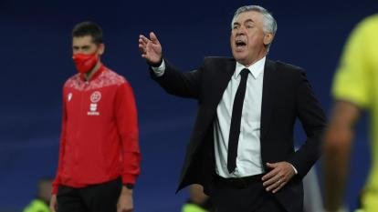 """""""No pienso que el planteamiento fuera erróneo"""": Ancelotti"""