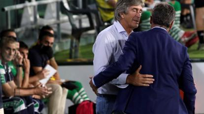 """""""Me hubiera gustado marcar más goles"""": Manuel Pellegrini"""