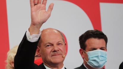"""El triunfo de Scholz es una """"buena noticia para Europa"""""""