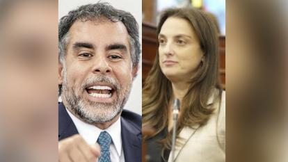 Exministra Abudinen confirma que Benedetti la llamó por caso Centros Poblados