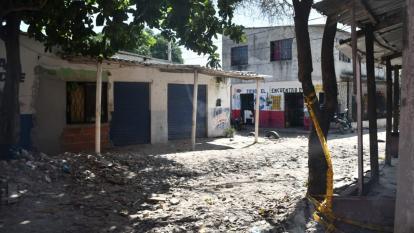 Asesinan a un hombre en Villa Katanga, Soledad