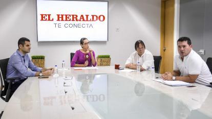 Tertulia EL HERALDO: Desafíos frente al alza de la tarifa de energía