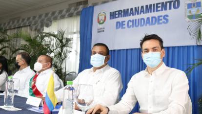 Montería fortalece lazos comerciales con el distrito de David, Panamá