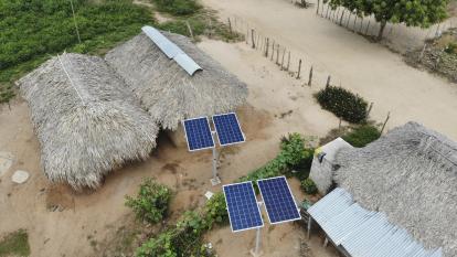 Sucre se une a la apuesta por energías fotovoltaica y eólica