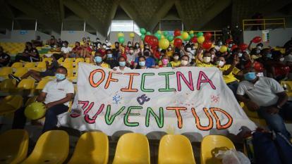 Inició la Semana de la Juventud en Cartagena