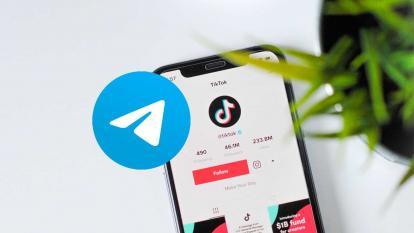 Usuarios reportan fallas en TikTok y Telegram