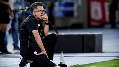 Juan Carlos Osorio sale entre insultos y abucheos del Pascual Guerrero