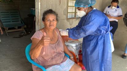 Imprimen velocidad a fase de inmunización en Córdoba