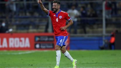 Chile consiguió una victoria vital ante Paraguay