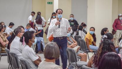 Minhacienda socializa ley de inversión social en Córdoba