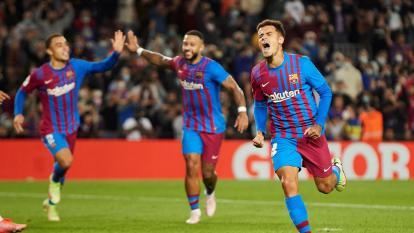 Barcelona toma confianza ganándole al Valencia
