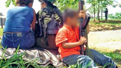 JEP recuperaría cuerpos de niños reclutados por las FARC