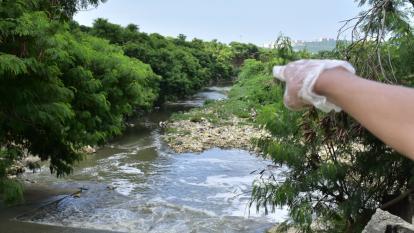 Arroyos, una corriente de angustia en medio de la ola invernal