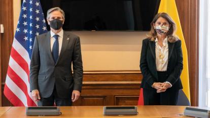 Cancilleres de Colombia y EE. UU. hablaron de crear grupo elite contra trata de personas