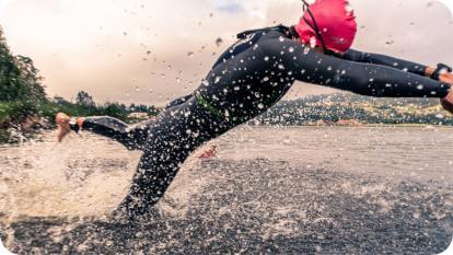 Natación al estilo libre se toma Santa Marta