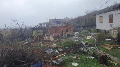 """Preocupante"" balance de reconstrucción en San Andrés, advierte Contraloría"