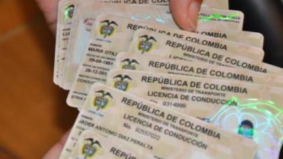 Aplazan renovación de la licencia de conducción hasta enero de 2024