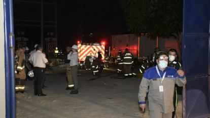 Air-e dice que normalizar servicio ha sido muy complejo tras incendio en subestación Silencio