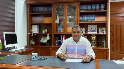 CTI captura al gobernador de Arauca José Facundo Castillo