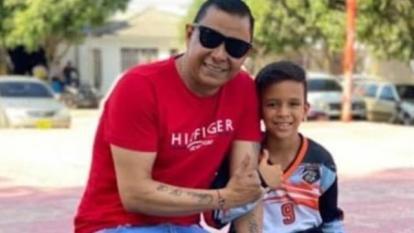 'Santi', el sobrino de Valenciano que brilla con goles en la Liga de Fútbol del Atlántico