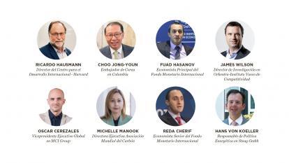 Ocho expertos internacionales integran nómina extranjera del Caribe BIZ FORUM 2021