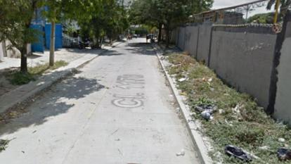 A bala asesinan a hombre en el barrio La Pradera