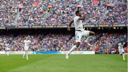Real Madrid vence al Barcelona y se queda con el clásico