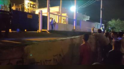 Policía abatió a presunto ladrón en Santa Marta
