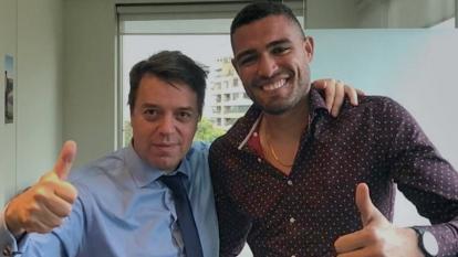 Álvaro Montero firmó con Millonarios