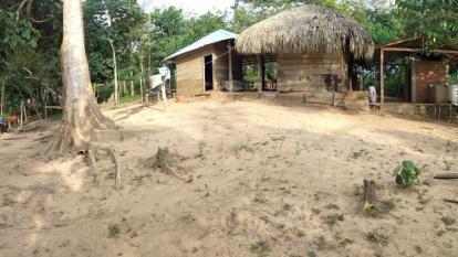 Captura Otoniel: este fue el refugio donde vivió  las últimas horas antes de su captura
